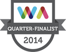 2014 Web Awards Quarter Finalist